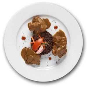 Epaule d'agneau aux épices douces et lait de coco - 113044