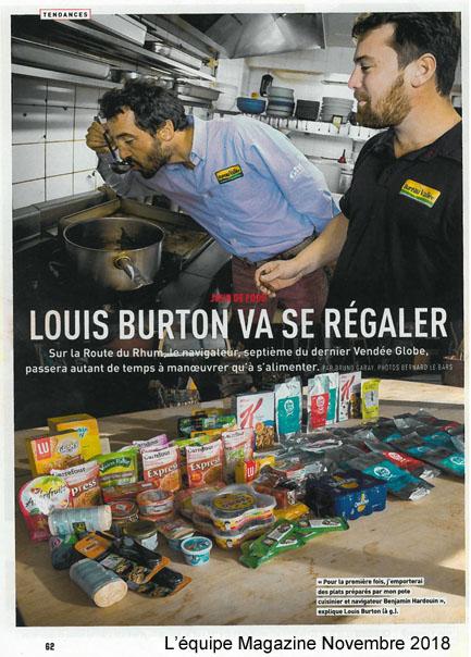 L'EQUIPE Magazine a parlé du BON BAG