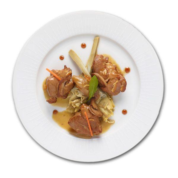 Médaillon de porc à l'échalote et oranges sanguines - 113051