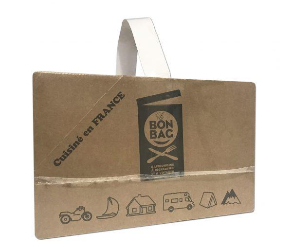 """Box découverte """"Retour de voyage"""" - 116034"""