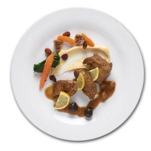 Tajine de canard aux olives et citrons confits - 112030