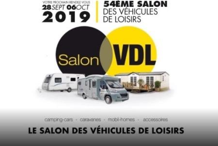 LE BON BAG SERA UNE NOUVELLE FOIS PRÉSENT AU SALON DES VÉHICULES DE LOISIRS 2019